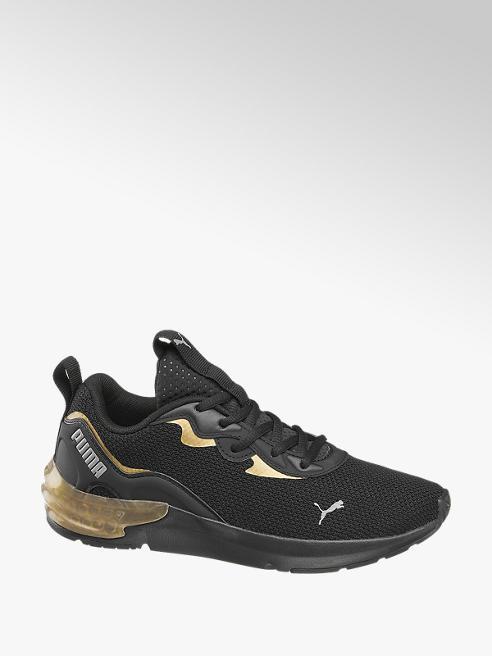 Puma czarne sneakersy damskie Puma Platinum Metallic