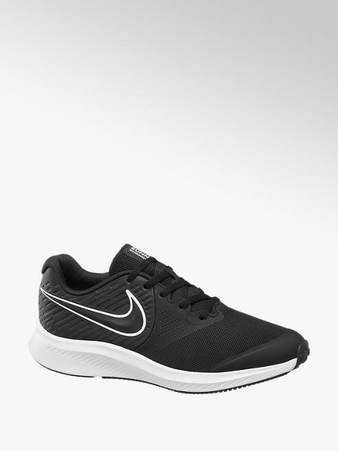 NIKE czarne sneakersy dziecięce Nike Star Runner 2