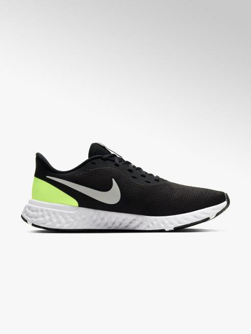 NIKE czarne sneakersy męskie do biegania Nike Revolution