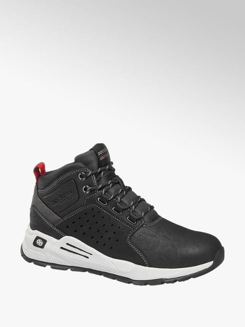 Dockers czarno-białe buty męskie Dockers