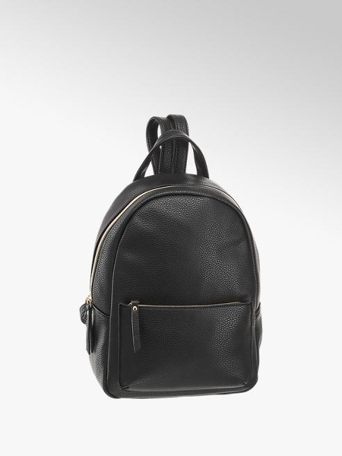 Graceland czarny mini plecak damski Graceland