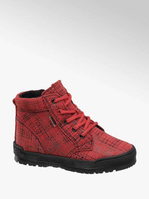 Bartek czerwone buciki dziecięce Bartek na czarnej podeszwie