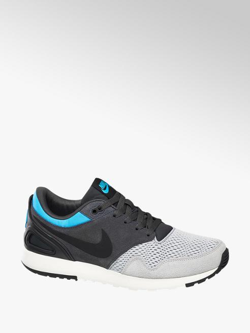 NIKE Šedé kožené tenisky Nike Air Vibenna Se