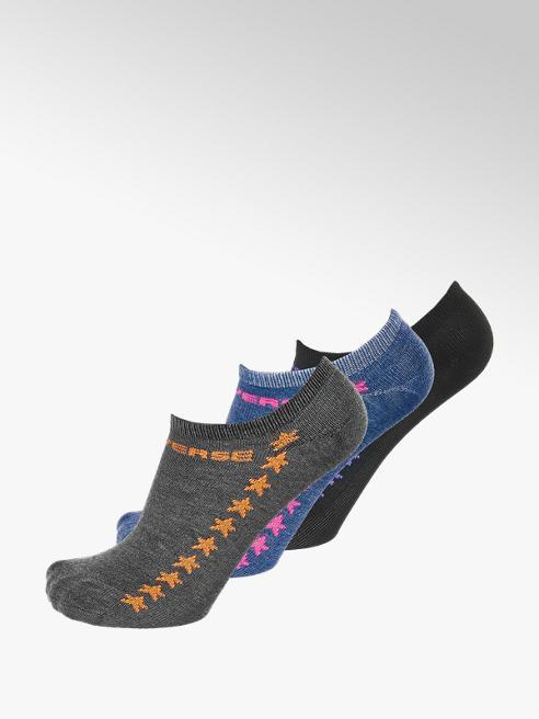 Converse 3er Pack Converse Sneaker Socken