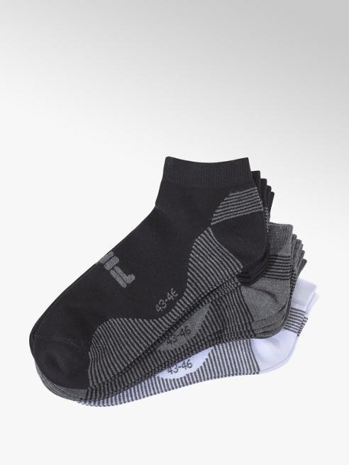 Fila 7er Pack Socken Unisex 39-46