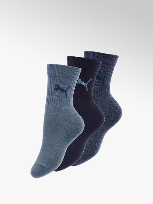 Puma 3er Pack Socken