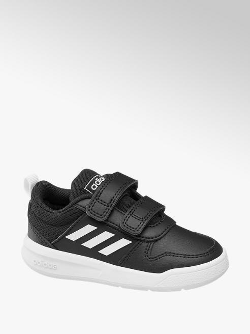adidas Černé dětské tenisky na suchý zip Adidas Vector Inf