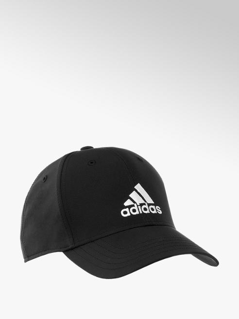 adidas Černá kšiltovka Adidas BBall Cap Lt Emb