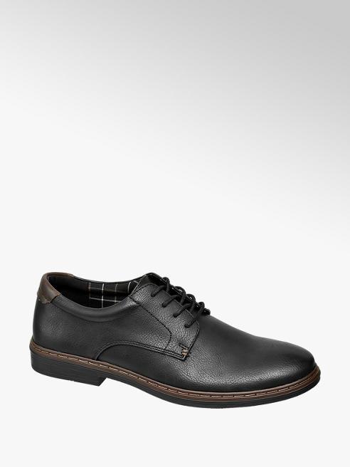 Easy Street Černá komfortní společenská obuv Easy Street