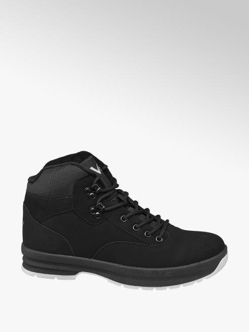 Vty Černá kotníková obuv Vty