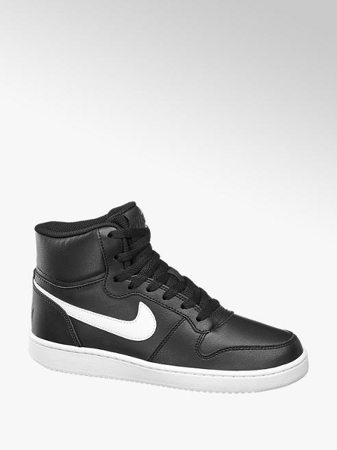 NIKE Černé kotníkové tenisky Nike Ebernon Mid