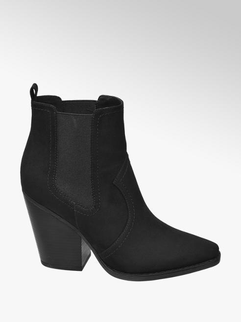 Catwalk Černá obuv chelsea Catwalk