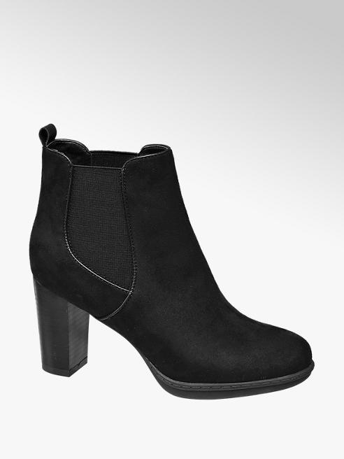 Graceland Černá obuv chelsea Graceland