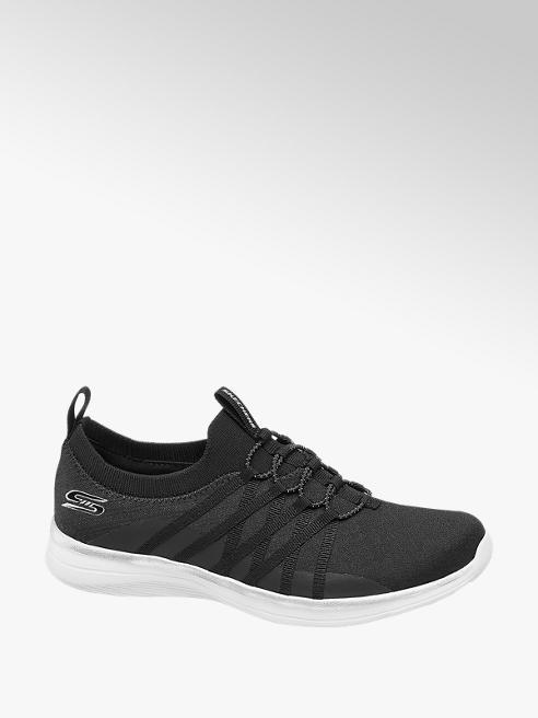 Skechers Černé slip-on tenisky Skechers