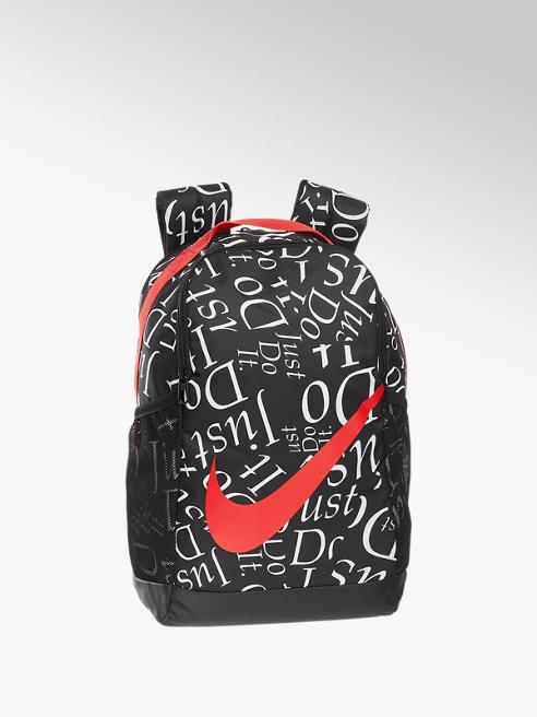 NIKE Černo-červený batoh Nike