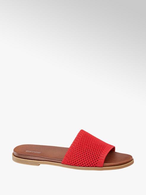 Graceland Červené pantofle Graceland