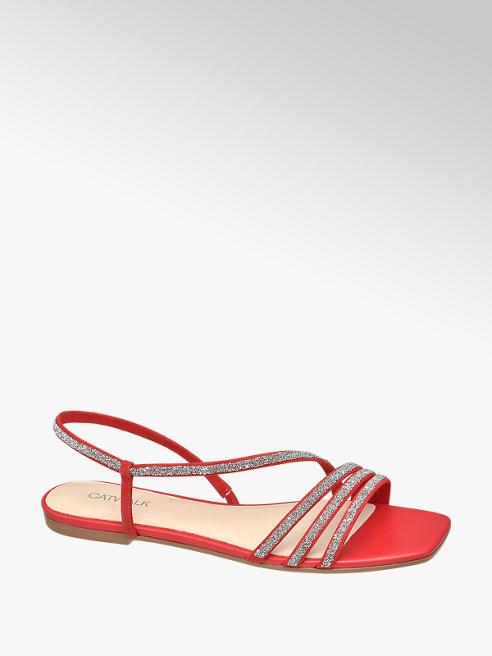 Catwalk Červené sandále Catwalk