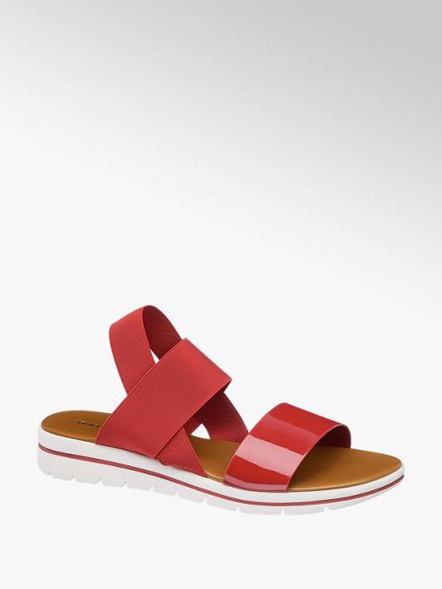 Graceland Červené sandály Graceland