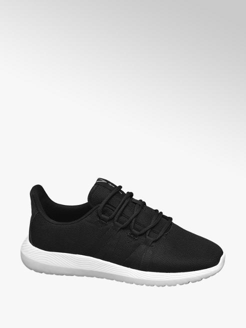 Vty fekete light weight sportcipő