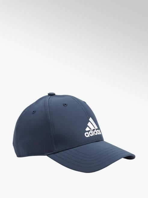 adidas granatowa czapka z daszkiem adidas