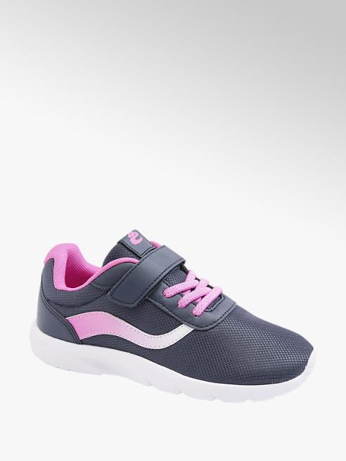 Cupcake Couture granatowo-różowe sneakersy dziewczęce Cupcake Couture