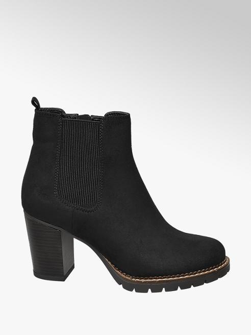 Graceland Čierna Chelsea obuv Graceland