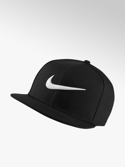 NIKE Čierna šiltovka Nike Swoosh Pro