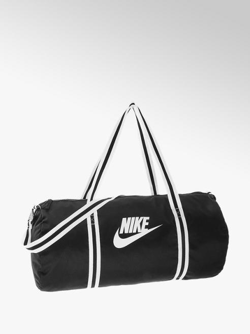 NIKE Čierna taška Nike Heritage Duff