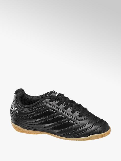 adidas Čierne halové kopačky Adidas Copa 19.4 IN J