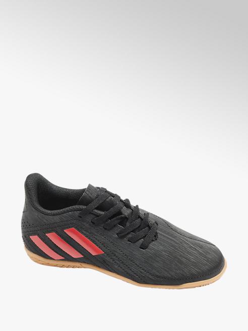 adidas Čierne halové kopačky Adidas Deportivo IN J