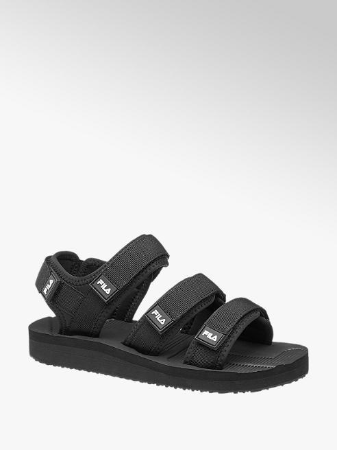 Fila Čierne plážové sandále Fila