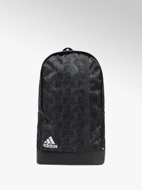 adidas Čierno-sivý batoh Adidas GFX M Bp Cf
