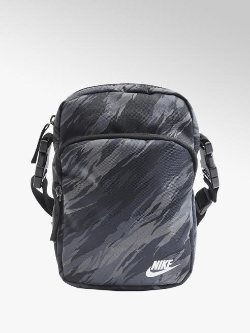 NIKE Čierno-sivá taška cez rameno Nike