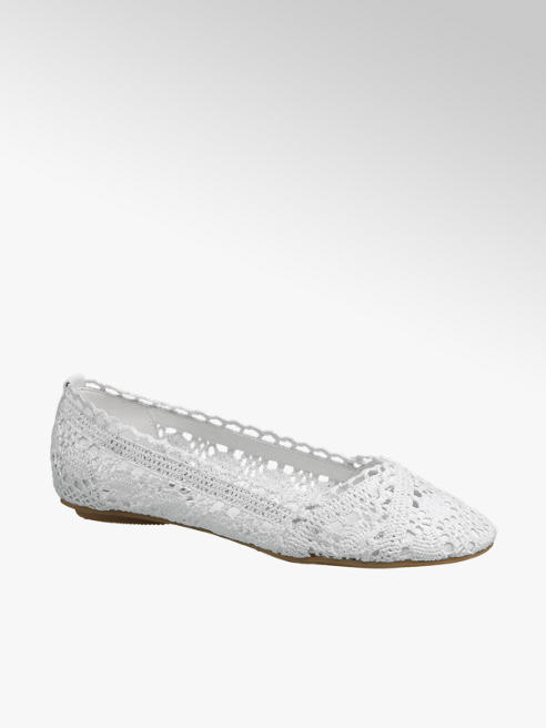 Graceland Čipkované baleríny