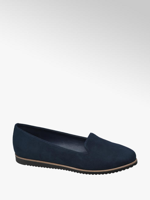 Graceland Éjkék loafer