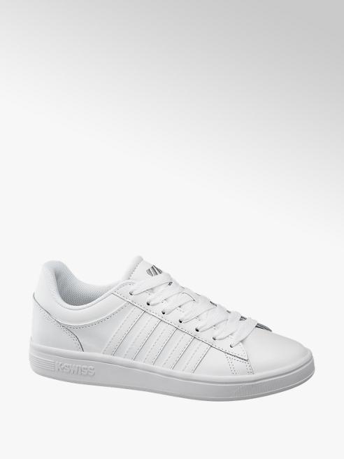 k-swiss Leder Sneaker COURT WINSTON in Weiß