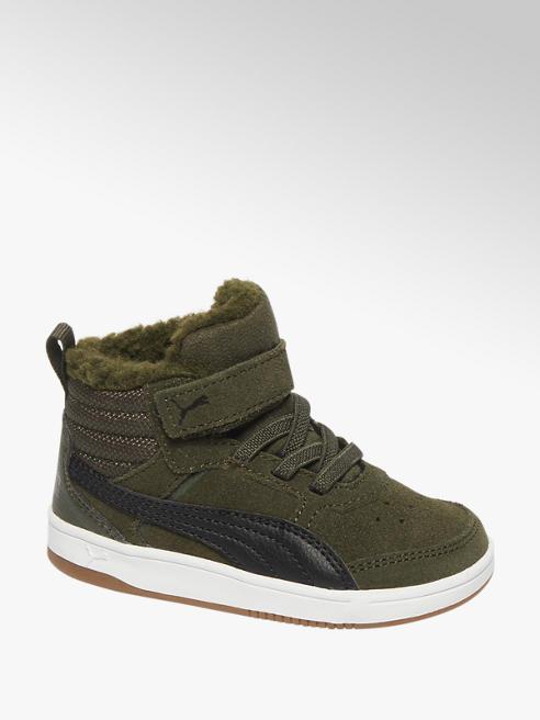 Puma keki Puma REBOUND STREET V 2 bélelt magasszárú sneaker