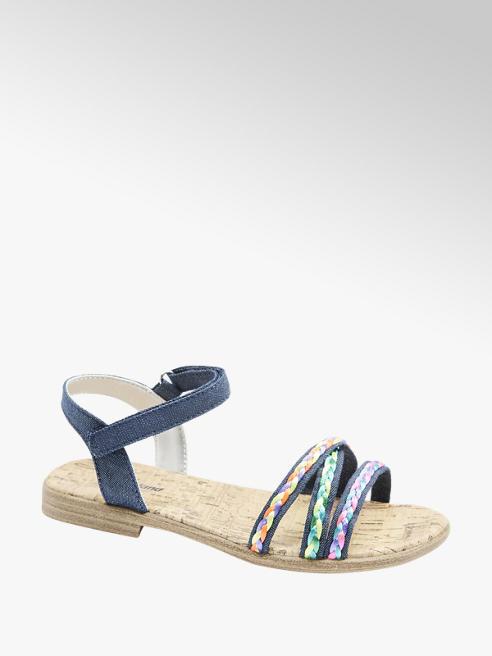 Graceland kolorowe sandały dziewczęce Graceland