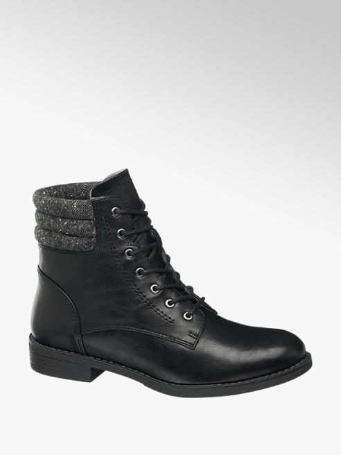 Graceland Členková obuv na šnurovanie
