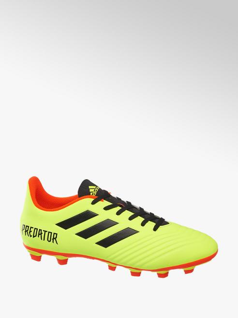 adidas Žluté kopačky Adidas Predator 18.4 FG