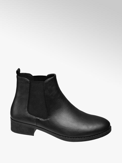 Graceland minimalistyczne botki damskie Graceland typu chelsea boots
