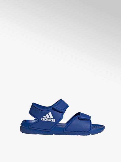 adidas niebieskie sandały chłopięce adidas Alta Swim