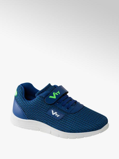 Vty niebieskie sneakersy chłopięce Vty