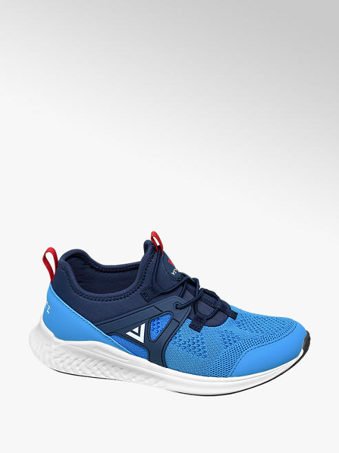 Venice niebiesko-granatowe sneakersy chłopięce Venice