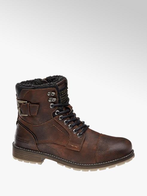 Tom Tailor Šněrovací obuv