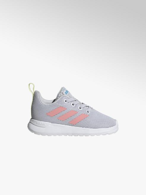 adidas popielate sneakersy dziecięce adidas LITE RACER