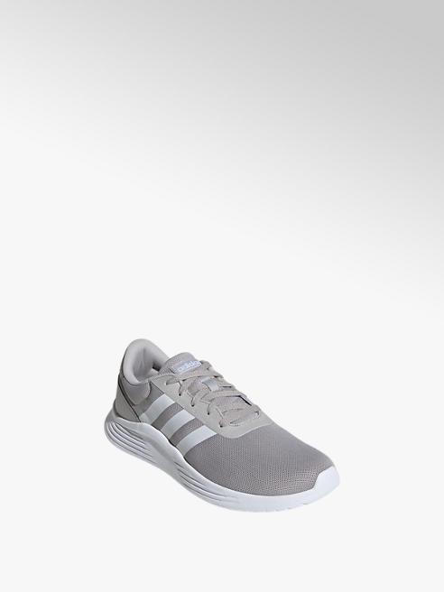adidas popielate sneakersy męskie adidas Lite Racer 2.0