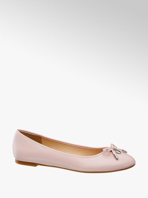 Graceland różowe baleriny damskie Graceland