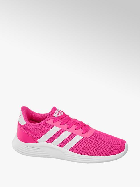 adidas różowe młodzieżowe sneakersy damskie adidas Lite Racer 2.0