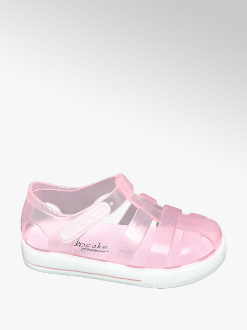 Cupcake Couture różowe sandałki dziewczęce Cupcake Couture